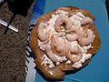 Flickr - cyclonebill - Brød med røget laks, skagenröra og rejer.jpg