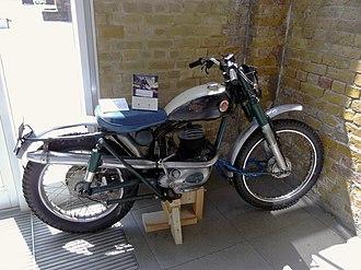 Francis-Barnett - Francis Barnett motorcycle