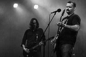 Floor (band) - Floor at Roadburn Festival in 2015.
