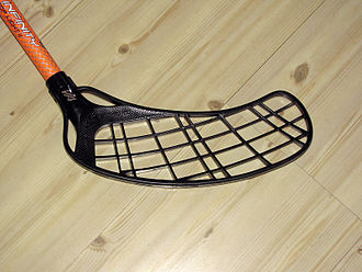 Floorball - Floorball stick blade for right-handed people