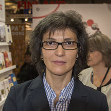 Florina Ilis, Göteborg Book Fair 2013 1 (crop).jpg