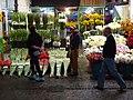 Flower Market Scene - Mercado de Jamaica - Mexico City - Mexico - 01 (38784286262).jpg