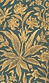 "Flower art detail in gold, ""A Youth Fallen From a Tree"", Folio from the Shah Jahan Album MET DP240815 (cropped).jpg"