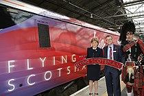 Flying Scotsman - Nicola Sturgeon and David Horne.jpg