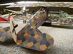 Fokker D. VIII from behind (2300246620).jpg