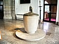 Font, The Cathedral Church of St Mary the Virgin, Blackburn - geograph.org.uk - 452386.jpg