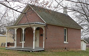 Fontanelle, Nebraska - Fontanelle Township Hall