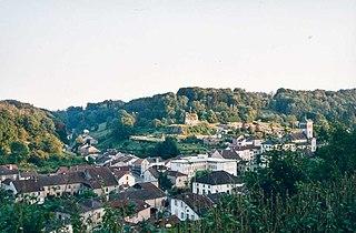Fontenoy-le-Château Commune in Grand Est, France