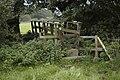 Footbridge over Potters Brook, Ellel - geograph.org.uk - 945202.jpg