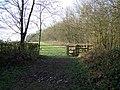 Footpath Near Fauld Crater - geograph.org.uk - 1626784.jpg