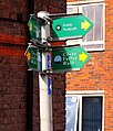 Footpaths by Chesham Station - geograph.org.uk - 1462903.jpg