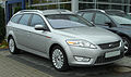 Ford Mondeo IV Turnier front 20101030.jpg