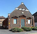 Former Mission Hall, Stoke Road, Bellfields, Guildford (April 2014, from Northwest).JPG