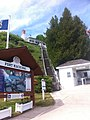 Fort Mackinac Sign and Stairs.jpg