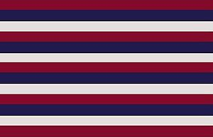 Siege of Fort Mifflin - Fort Mifflin flag
