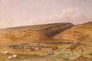 Fort Defiance, Arizona Census-designated place in Arizona, United States