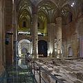 Fortaleza de la Mota (Alcalá la Real). Interior de la iglesia.jpg