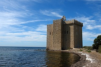 Pisan–Genoese expeditions to Sardinia - The Abbey of Lérins on the Île Saint-Honorat was fortified in 1073, following decades of Muslim raiding.