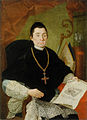 Fortunat Bergant - Kostanjeviški opat Leopold Busset.jpg