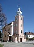 Catholic parish church Seven Sorrows of Mary