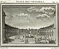 François-Nicolas Martinet - Description historique de Paris- I- Place des Victoires.jpg