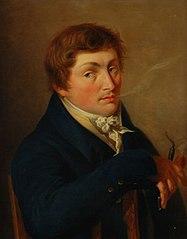 Portret van Michiel Montauban van Swijndregt (1803-1829)