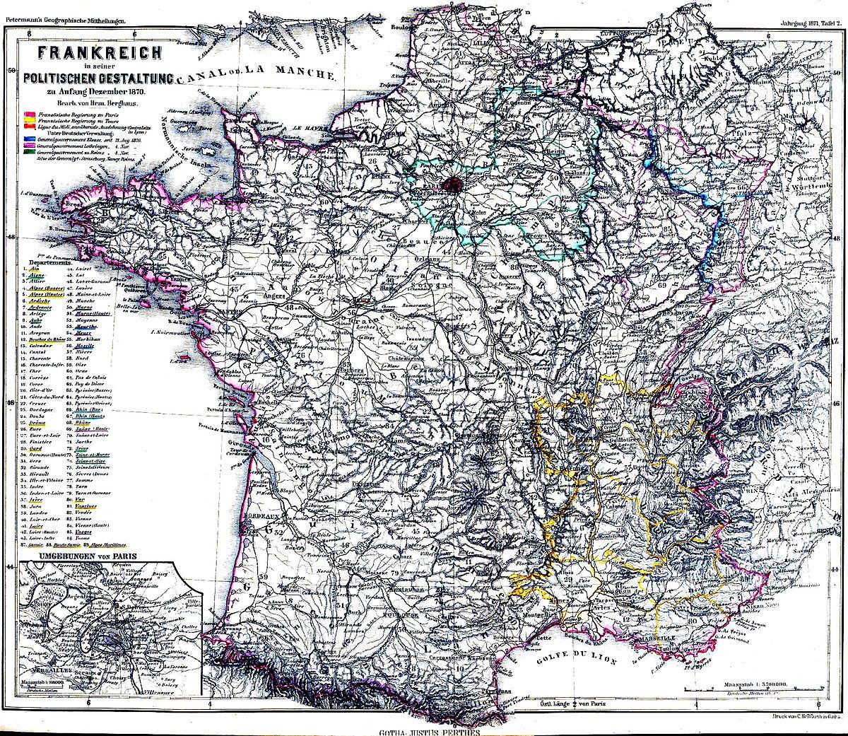 Wojna Francusko Pruska Wikipedia Wolna Encyklopedia