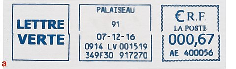 France stamp type DB13aa.jpg