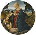 Francesco Botticini, Madonna and Child, 15th cent., Sotheby's.jpg