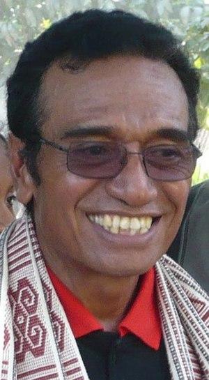 East Timorese presidential election, 2017 - Image: Francisco 'Lu Olo' Guterres 2012 infobox crop