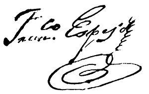 Francisco Espejo - Image: Francisco Espejo signature