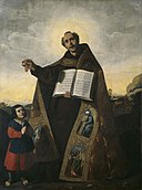 Francisco de Zurbarán - Saint Romanus of Antioch and Saint Barulas - 1947.793 - Art Institute of Chicago.jpg