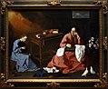 Francisco de zurbaran, cristo e la vergine nella casa di nazareth, 1640 ca. 01.jpg