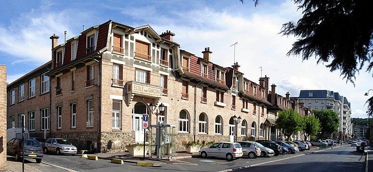 Franconville (Val-d Oise) — Wikipédia 77abf954de51