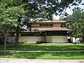 Frank B. Henderson House (Elmhurst, Illinois) 08.JPG