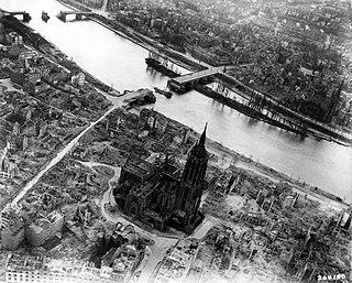 Bombing of Frankfurt am Main in World War II