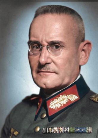 Franz Halder - Franz Halder