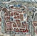 """Franz Hogenberg, """"Wolfscher Plan"""", Köln 1581, Ausschnitt.jpg"""