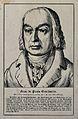 Franz de Paula Gruithuisen. Reproduction of wood engraving. Wellcome V0002427.jpg