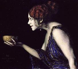 Tilla Durieux as Circe
