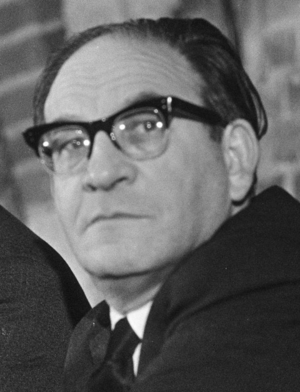 Fred Mulley - Mulley in 1967, when a junior defence minister