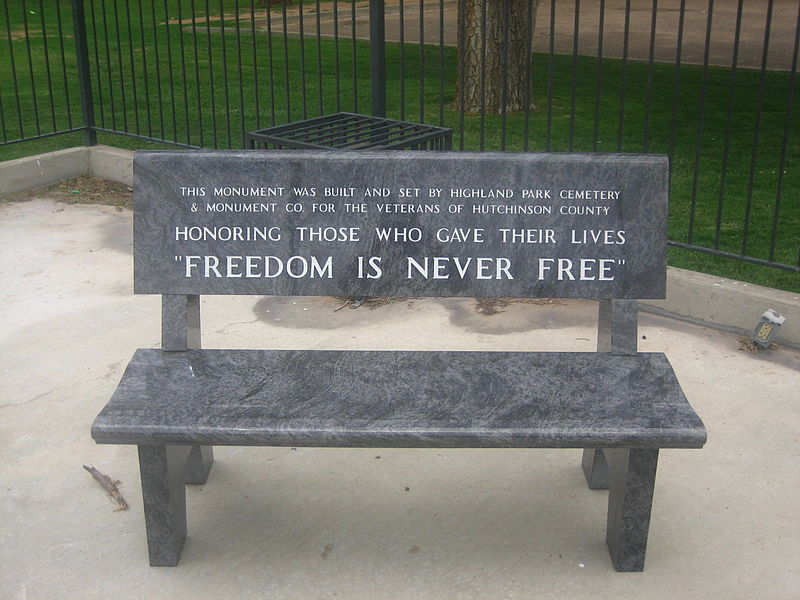 File:Freedom Is Never Free IMG 0628.JPG