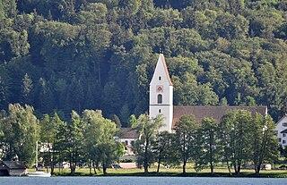 Place in Schwyz, Switzerland