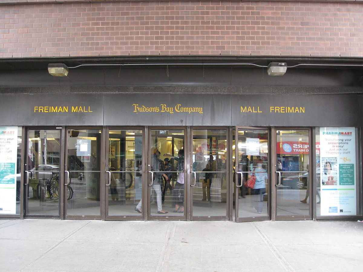 Freiman Mall Wikipedia