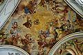 Frescos de la volta de l'antiga església de santa Rosa de Lima, ajuntament de València.JPG