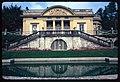 Friburgo. Facciata sud del castello della Poya vista frontalmente (DOI 21721).jpg