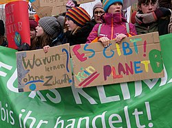 FridaysForFuture Demonstration 25-01-2019 Berlin at the Kanzleramt 27.jpg