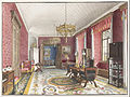 Friedrich Wilhelm Klose - The Red Room, Schloss Fischbach - Google Art Project.jpg