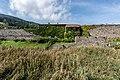 Friesach Grabenring Stadtgraben und Ringmauer im Süden 13092017 1028.jpg