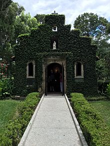 Front of Shrine of Our Lady of La Leche 1.jpg